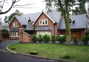 Hepscott House front